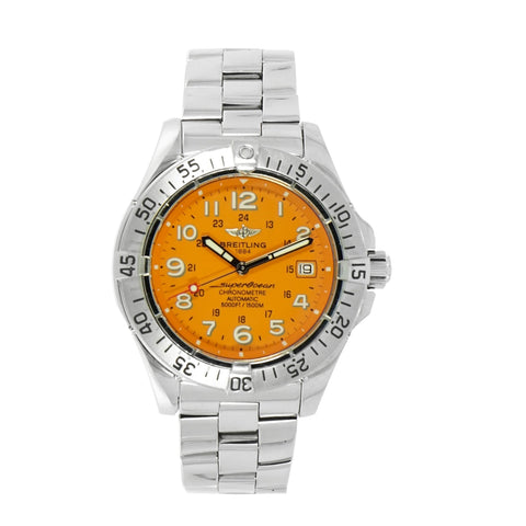 Pre-Owned Breitling Watches - Super Ocean | Manfredi Jewels