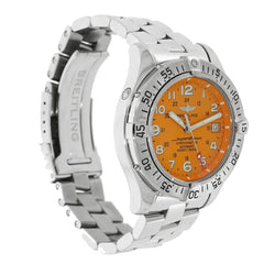 Pre-Owned Breitling Pre-Owned Watches - Super Ocean | Manfredi Jewels