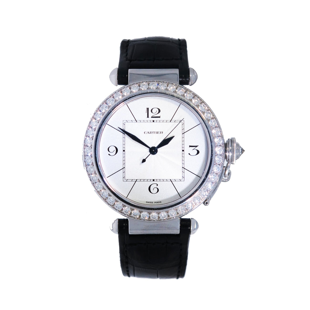 Pre-Owned Cartier Watches - Pasha | Manfredi Jewels