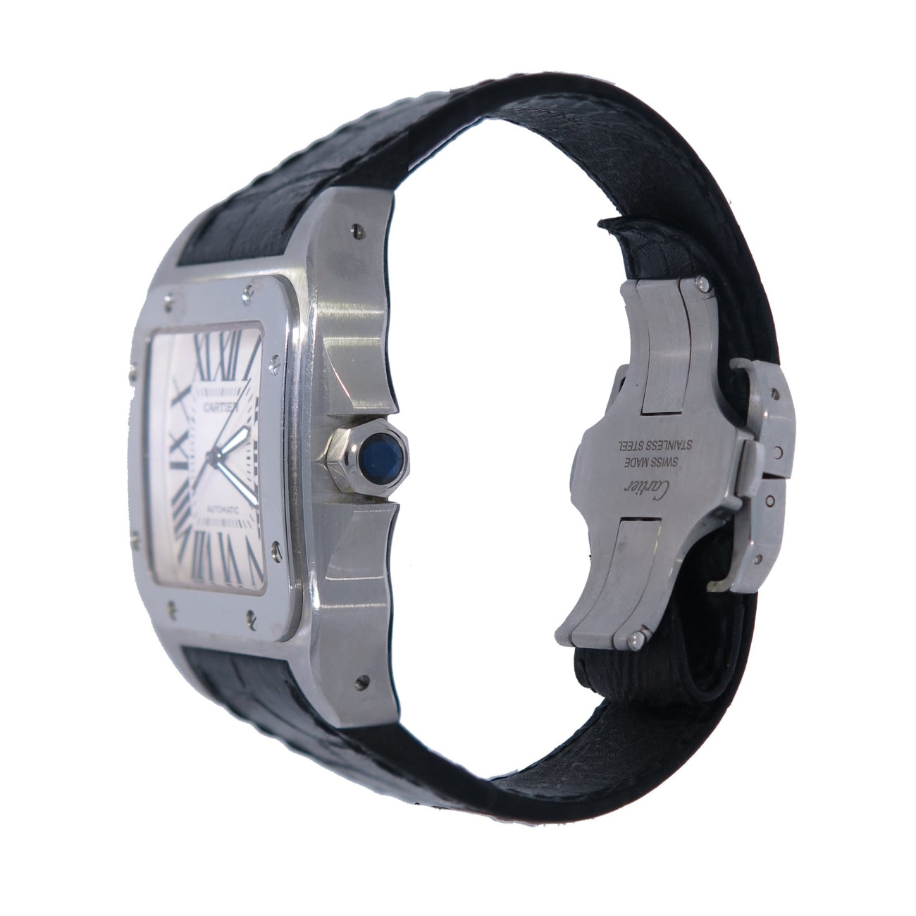 Pre-Owned Cartier Watches - Santos 100 | Manfredi Jewels