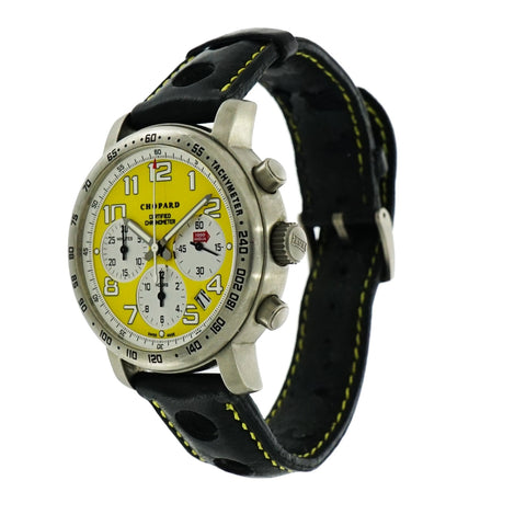 Pre-Owned Chopard Watches - Chopard Mille Migglia Chronograph Limited Edition | Manfredi Jewels