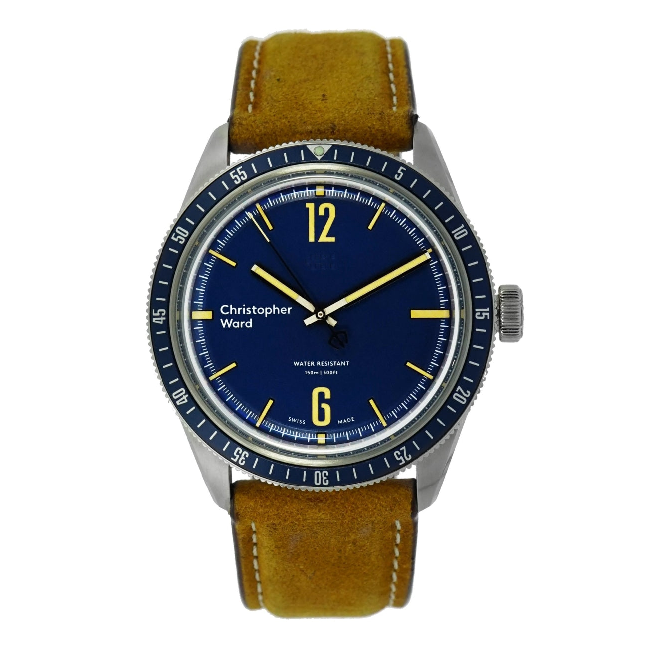 Pre-Owned Christopher Ward Watches - iC65 Trident Diver | Manfredi Jewels