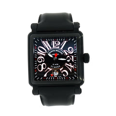 Pre-Owned Franck Muller Watches - Black Conquistador Cortez | Manfredi Jewels