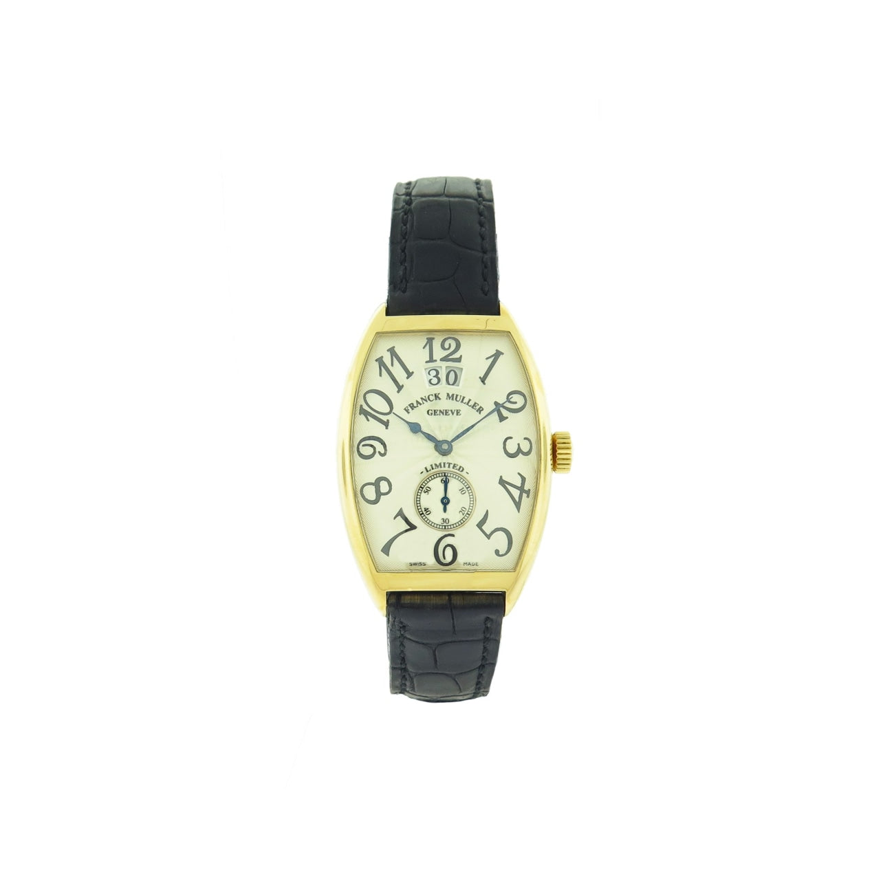 Pre-Owned Franck Muller Pre-Owned Watches - Curvex 2851 S6 | Manfredi Jewels