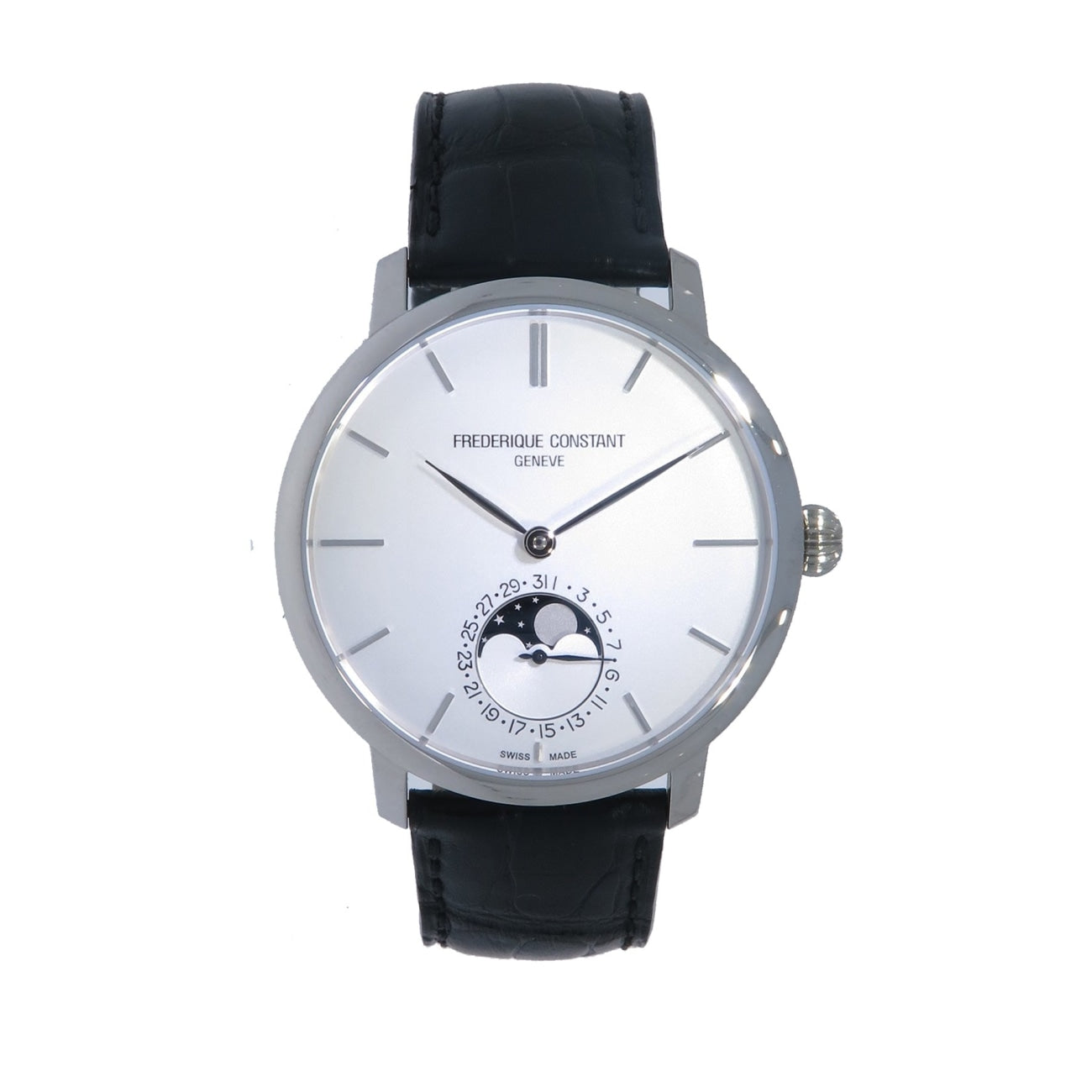 Pre-Owned Frederique Constant Watches - Slim Line Moonphase | Manfredi Jewels