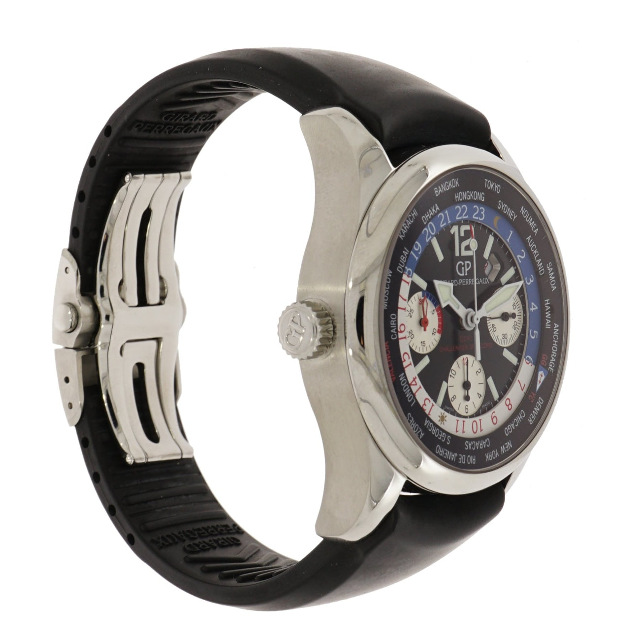 Pre-Owned Girard Perregaux Watches - WWTC Limited Edition | Manfredi Jewels