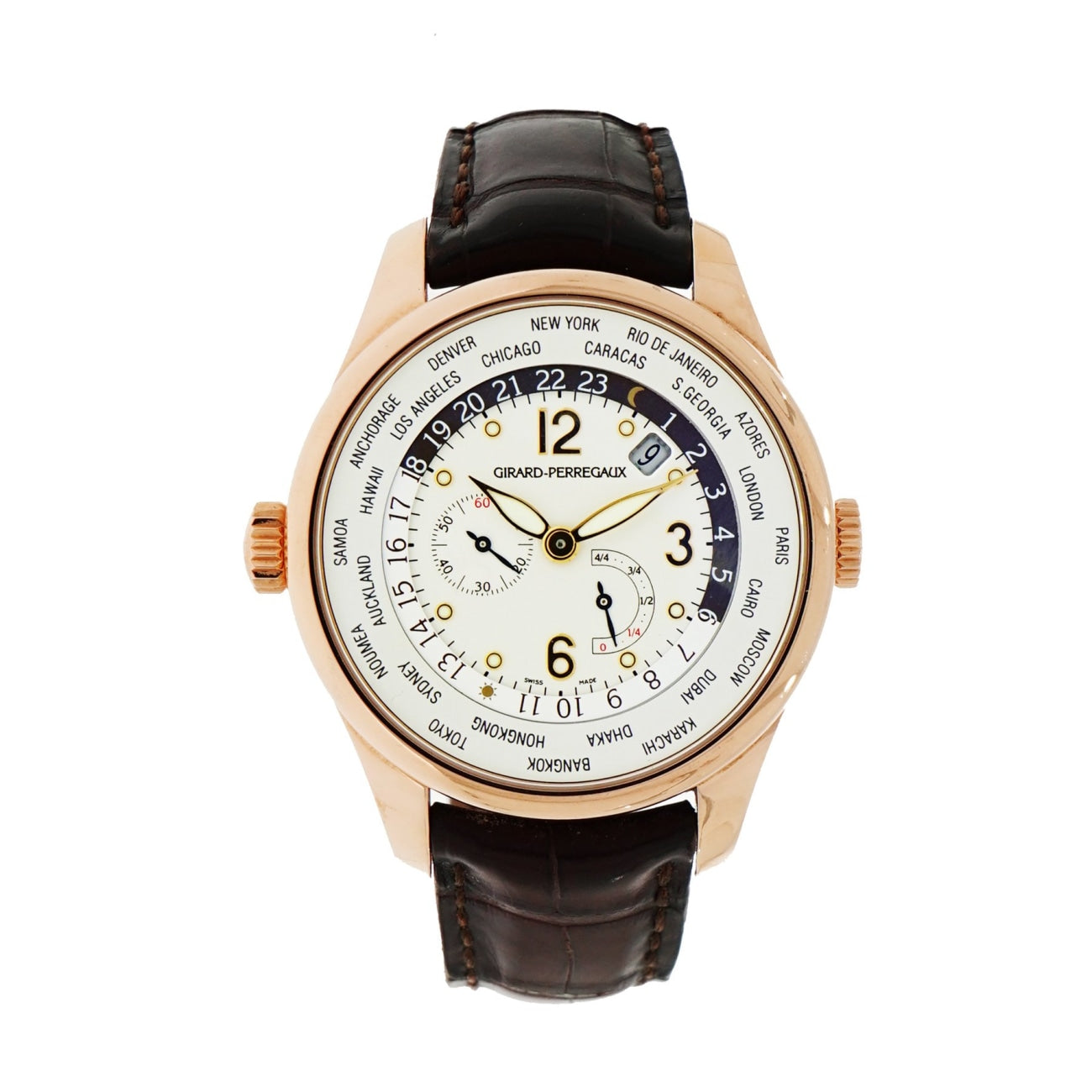 Pre-Owned Girard-Perregaux Watches - WWTC | Manfredi Jewels