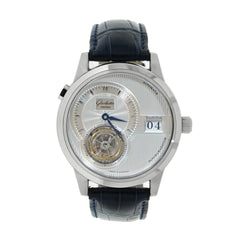 Pre-Owned Glashütte Original Watches - Panoramadatum Tourbillon | Manfredi Jewels