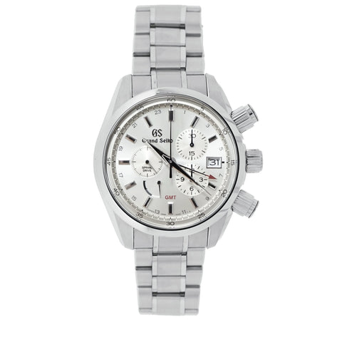 Pre-Owned Grand Seiko Watches - Sport Automatic Spring Drive Chronograph GMT | Manfredi Jewels