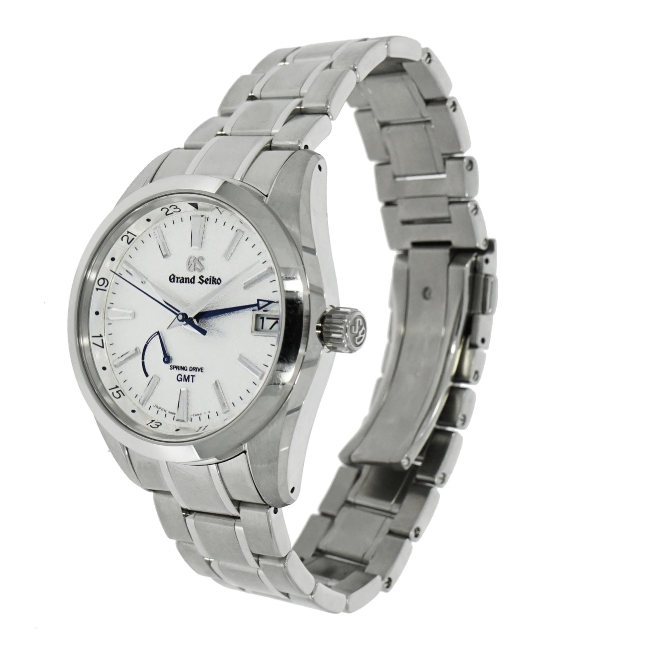 Vacheron Constantin Watches - Grand Seiko Spring Drive GMT Limited Edition SBGE249 | Manfredi Jewels