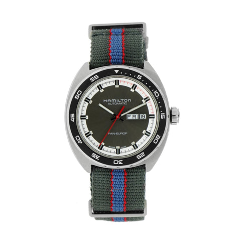 Pre-Owned Hamilton Watches - American Classic Pan Europ | Manfredi Jewels