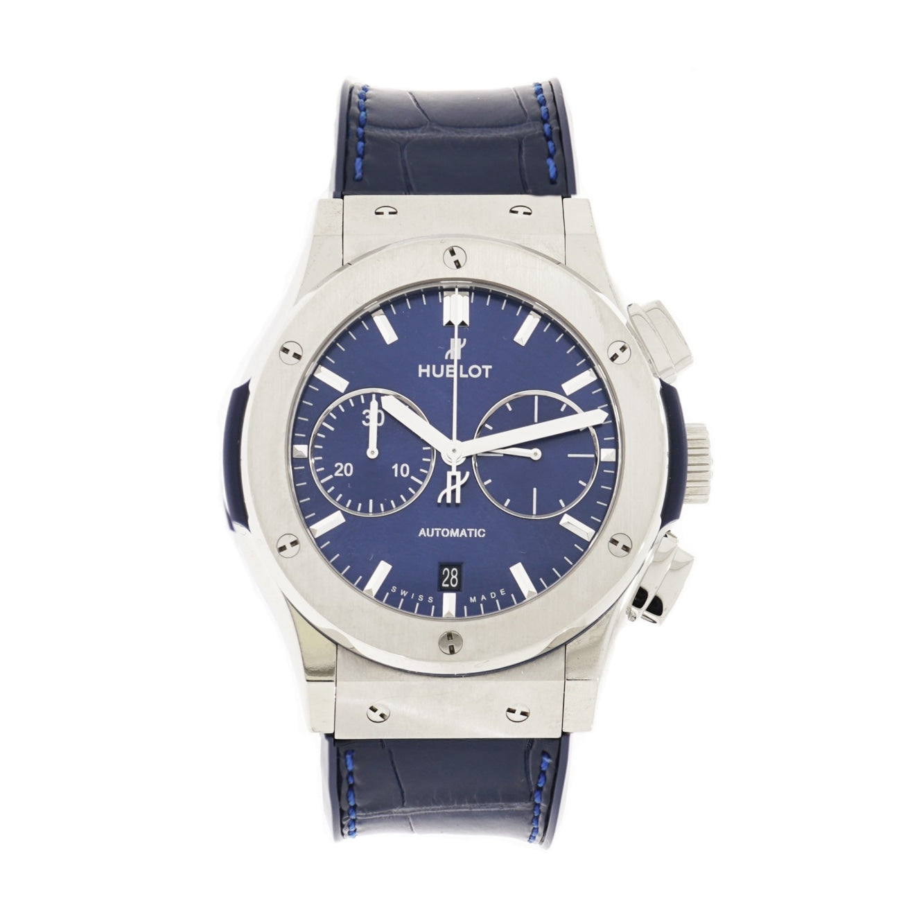 Pre-Owned Hublot Watches - Classic Fusion Chronograph | Manfredi Jewels
