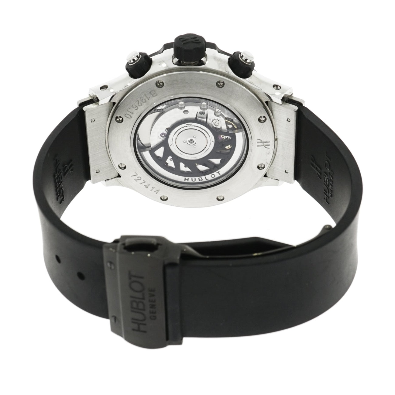 Pre-Owned Hublot Pre-Owned Watches - Super B Black Magic | Manfredi Jewels