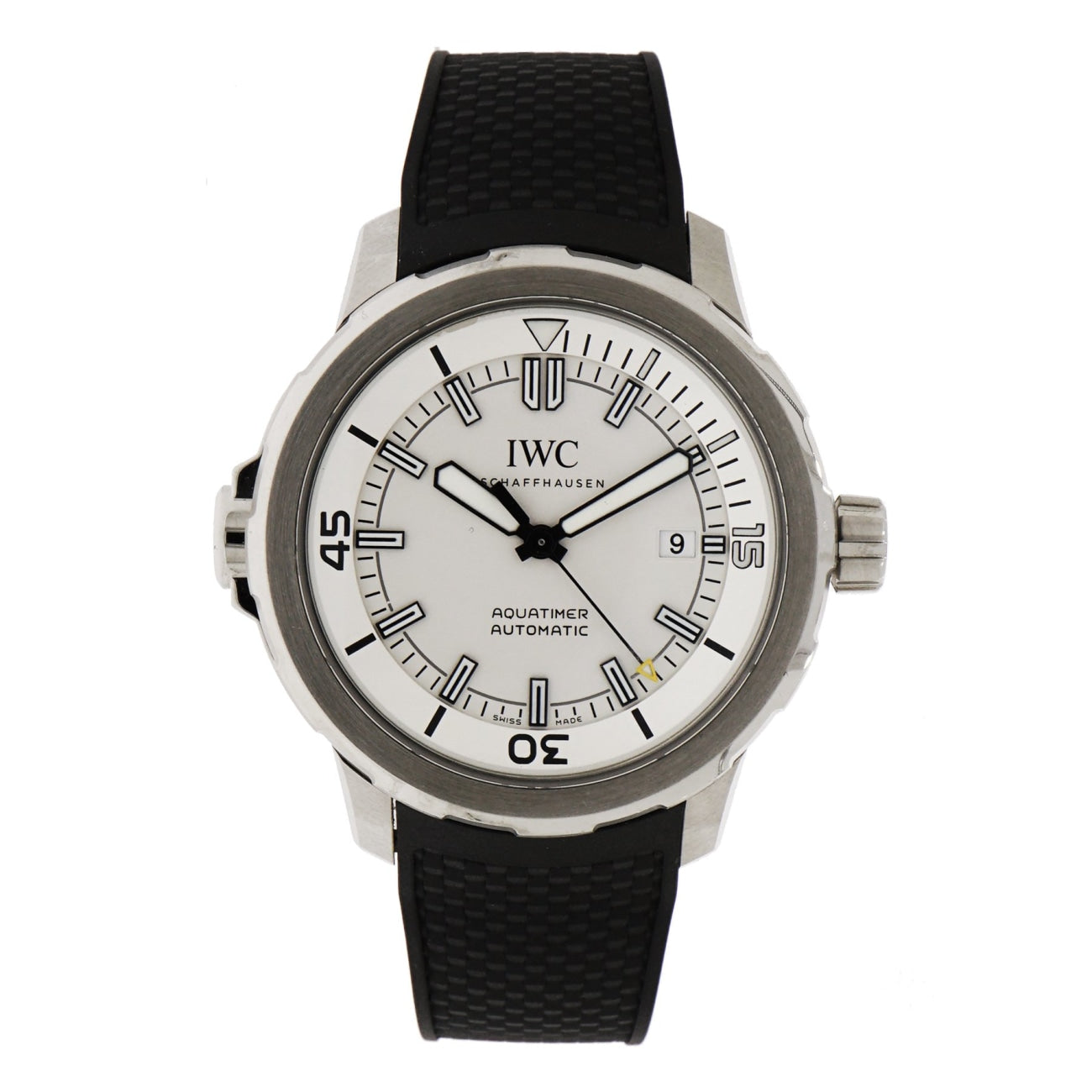 Pre-Owned IWC Watches - Aquatimer | Manfredi Jewels