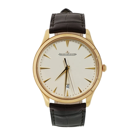 Pre-Owned Jaeger LeCoultre Watches - Jaeger LeCoultre Master Ultra Thin | Manfredi Jewels