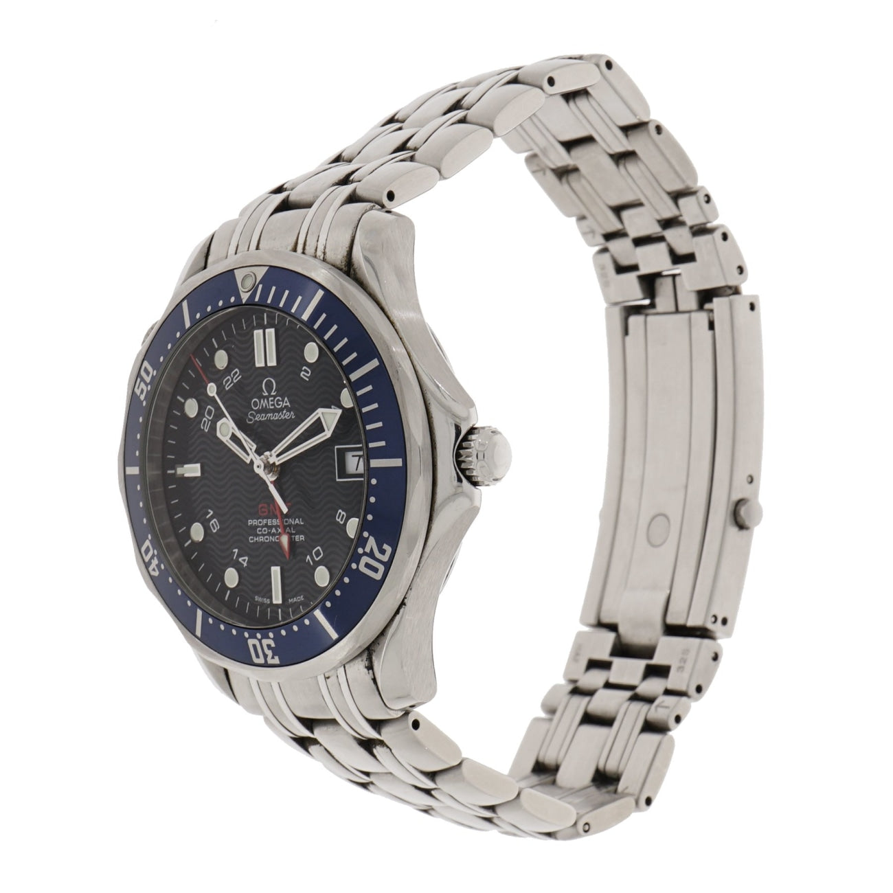 Pre-Owned Omega Watches - 300m Seamaster GMT | Manfredi Jewels