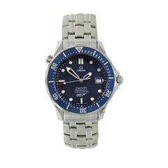 Pre-Owned Omega Watches - Omega Seamaster 40 Years of James Bond 007 | Manfredi Jewels