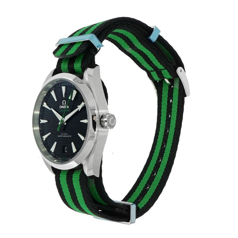 Pre-Owned Omega Watches - Seamaster Aqua Terra 150 Golf edition | Manfredi Jewels