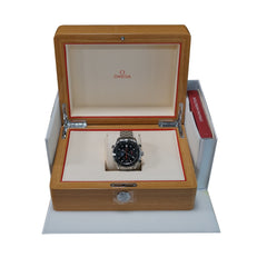 Pre-Owned Omega Watches - Seamaster Diver 300 Chronograph Stainless Steel | Manfredi Jewels
