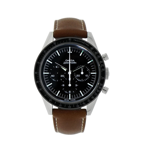Pre-Owned Omega Watches - Speedmaster Moonwatch First Omega in Space  | Manfredi Jewels