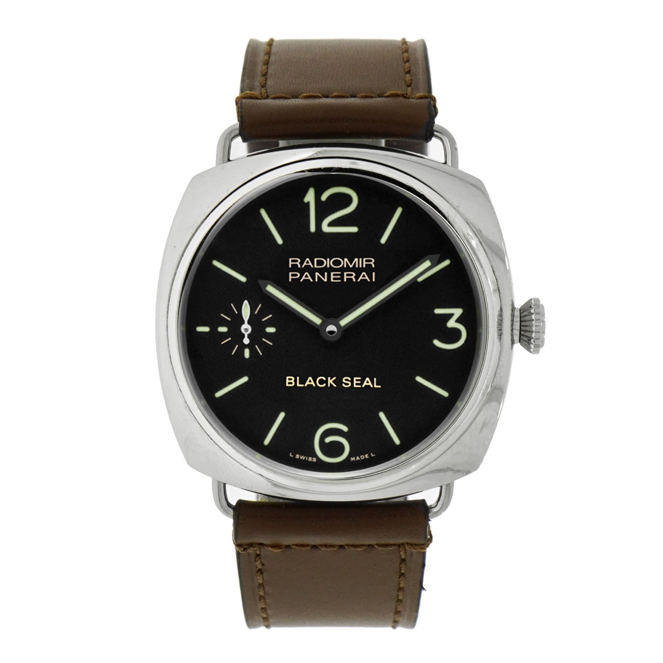 Pre-Owned Panerai Watches - Radiomir Black Seal | Manfredi Jewels
