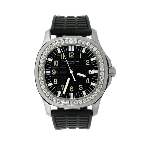 Pre-Owned Patek Philippe Watches - Aquanaut Luce | Manfredi Jewels