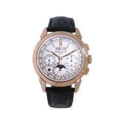 Pre-Owned Patek Philippe Watches - Perpetual Chronograph 5270R-001 | Manfredi Jewels