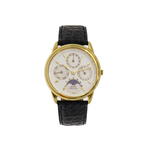 Pre-Owned Piaget Watches - Complete Calendar | Manfredi Jewels