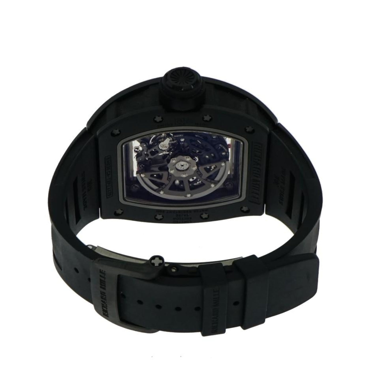 Pre-Owned Richard Mille Watches - RM30 BLACK DASH | Manfredi Jewels