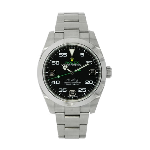 Pre-Owned Rolex Watches - Air King 116900 | Manfredi Jewels