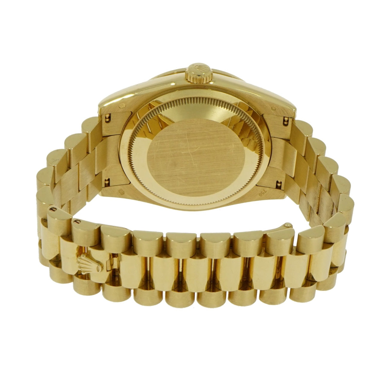 Pre-Owned Rolex Watches - DayDate crafted in yellow gold | Manfredi Jewels