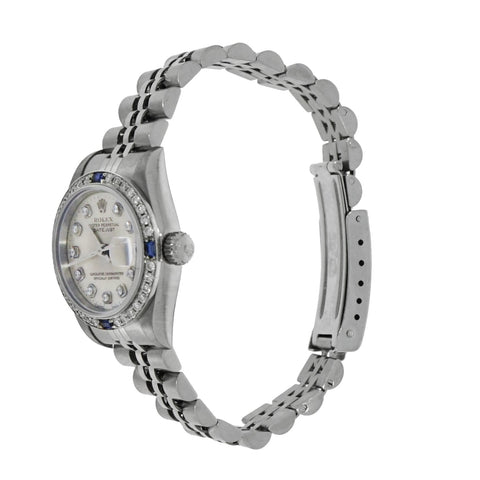 Pre-Owned Rolex Watches - Excellent Ladys Datejust 26mm stainless steel | Manfredi Jewels