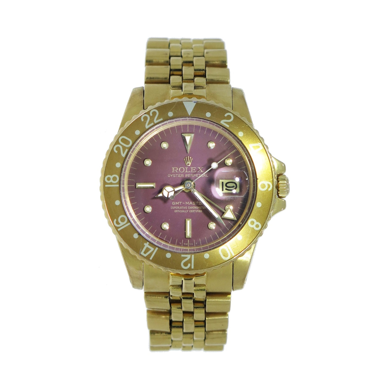 Pre-Owned Rolex Watches - GMT 1675 | Manfredi Jewels
