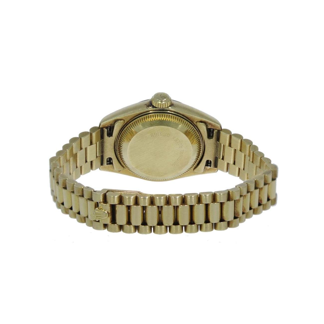Pre-Owned Rolex Watches - Lady President 69178 | Manfredi Jewels