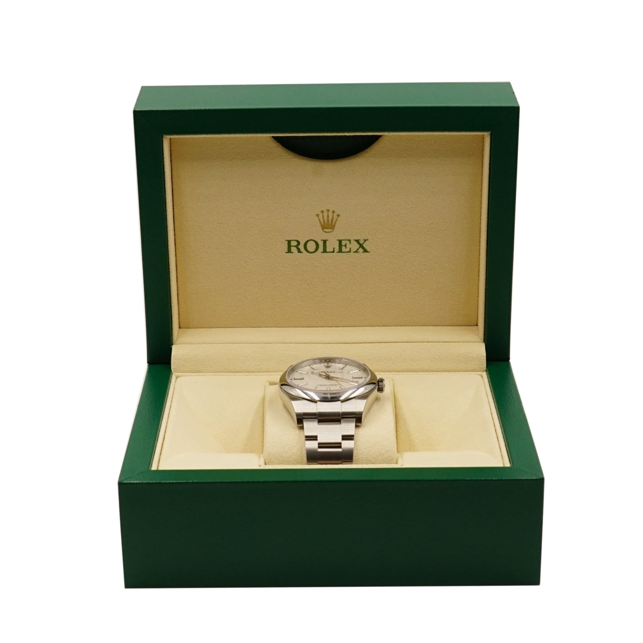 Pre-Owned Rolex Watches - Oyster Perpetual 114300 | Manfredi Jewels