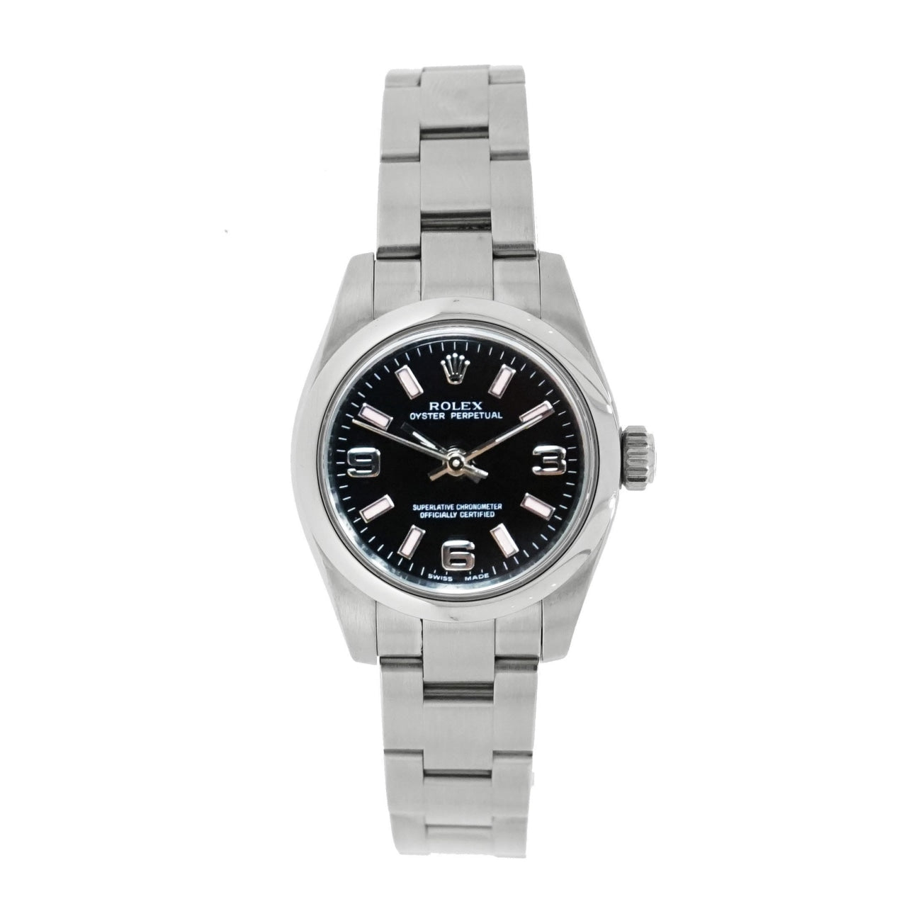 Pre-Owned Rolex Watches - Oyster Perpetual Stainless Steel. | Manfredi Jewels