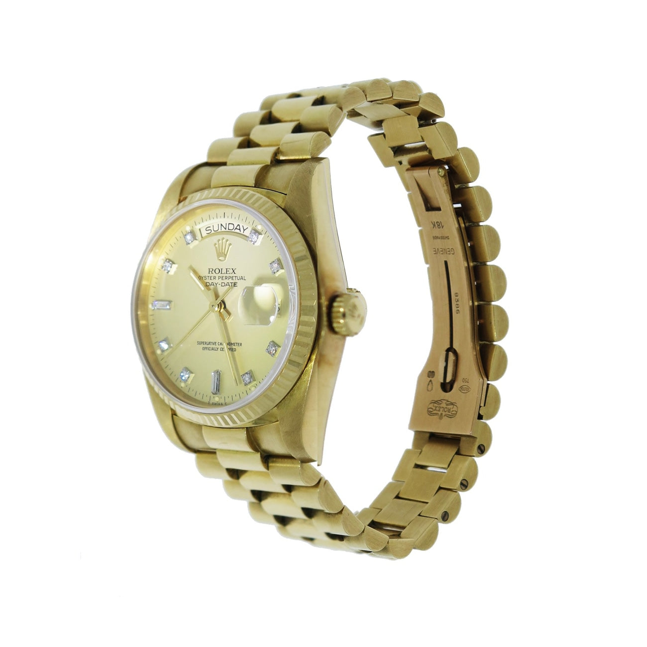 Pre-Owned Rolex Watches - President DayDate | Manfredi Jewels