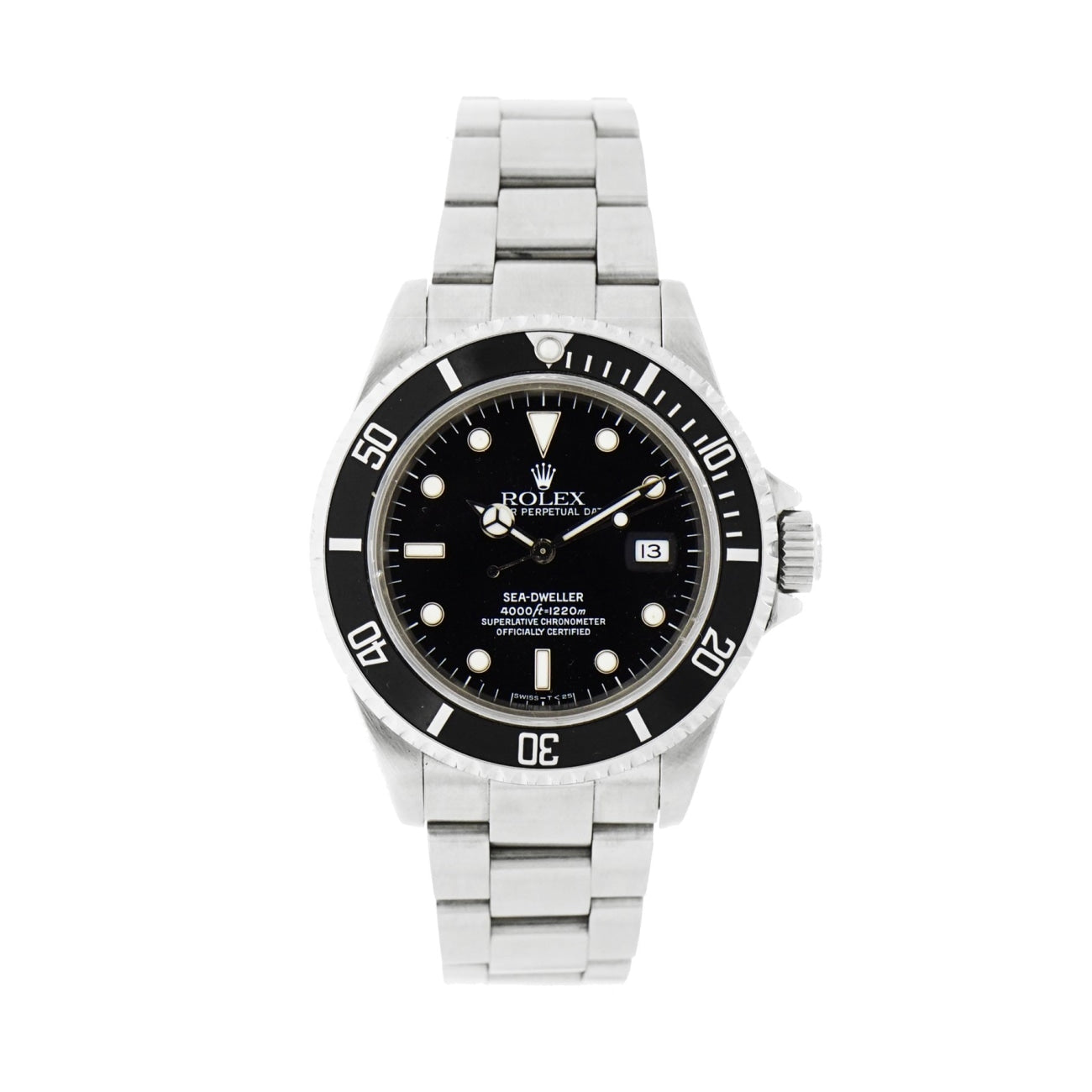 Pre-Owned Rolex Watches - Sea Dweller | Manfredi Jewels