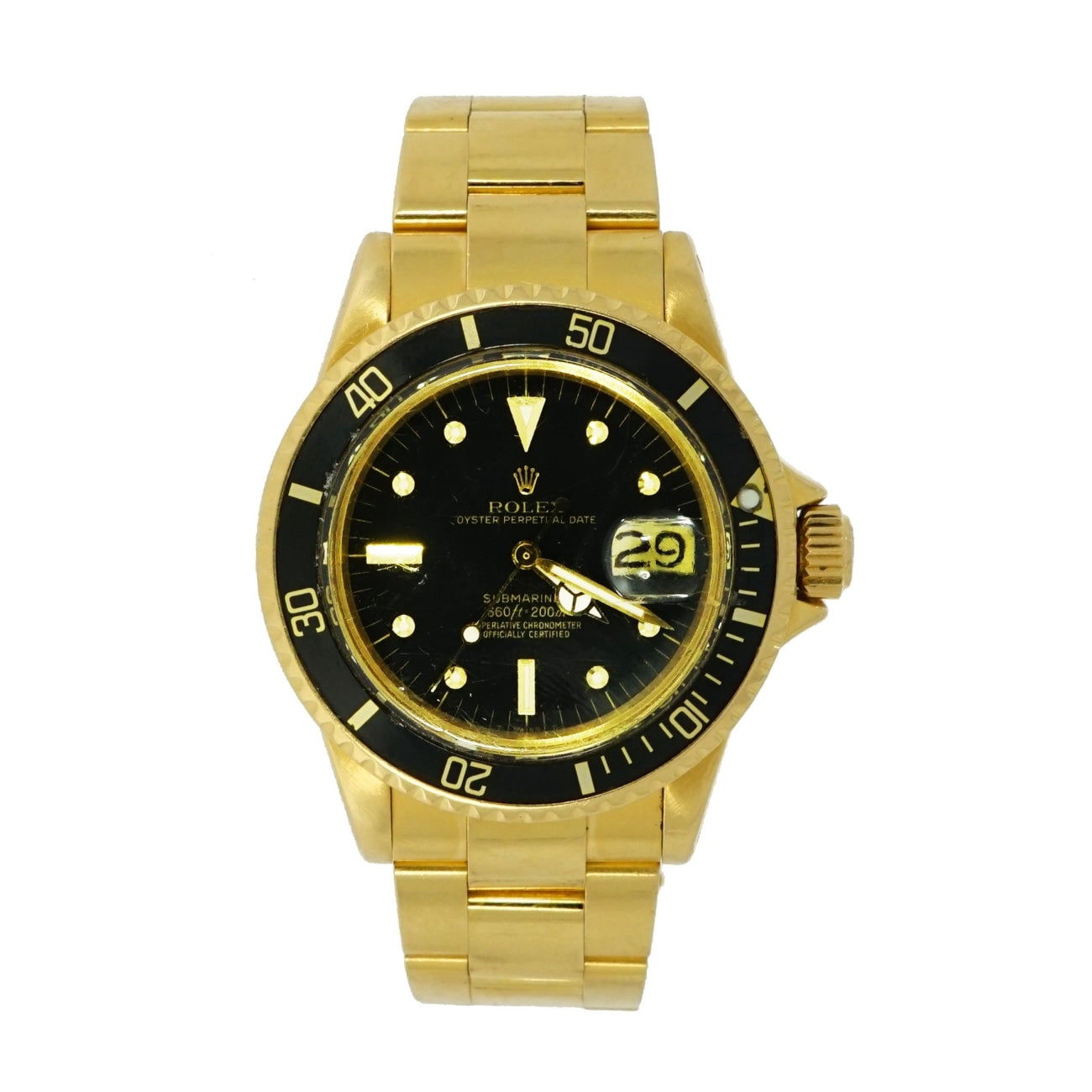 Pre-Owned Rolex Pre-Owned Watches - Submariner 1680 | Manfredi Jewels