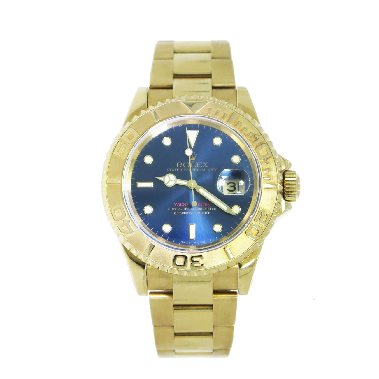 Pre-Owned Rolex Watches - Yachtmaster 16628 | Manfredi Jewels