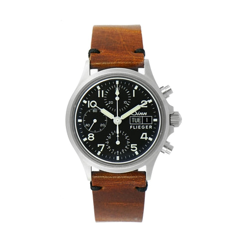 Pre-Owned Sinn Watches - Sinn 356 Flieger SA chronograph | Manfredi Jewels