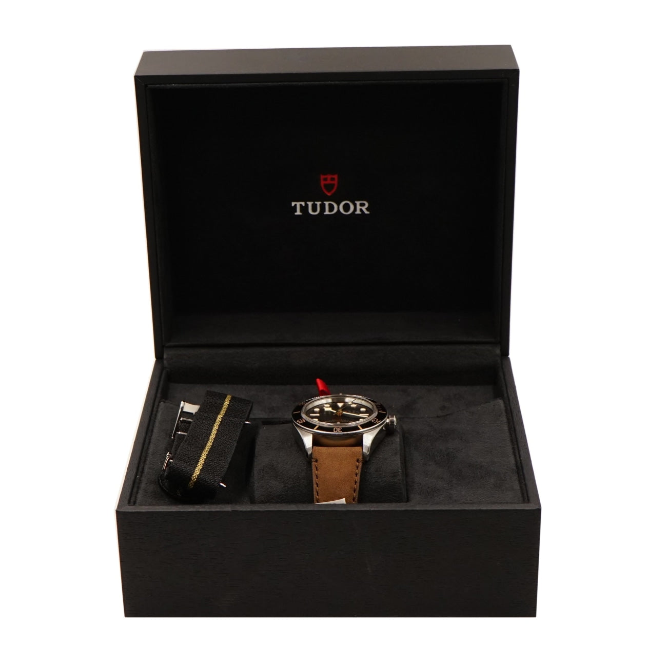 Pre-Owned Tudor Watches - LNIB Tudor Heritage Black Bay Fifty Eight 79030 | Manfredi Jewels