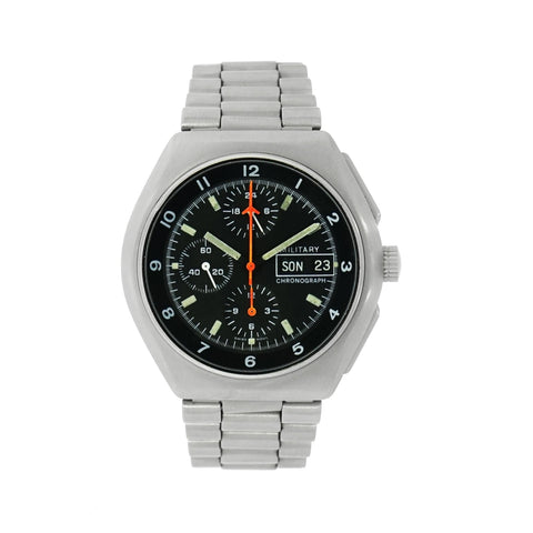 Pre-Owned Tutima Watches - Tutima Military chronograph | Manfredi Jewels