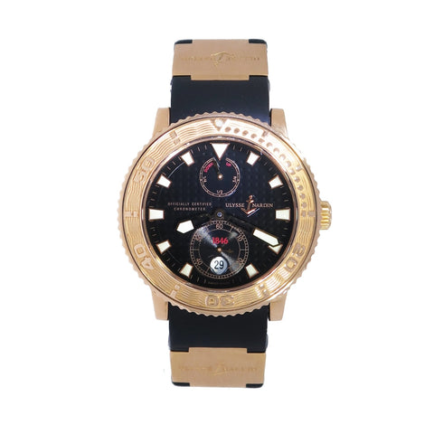 Pre-Owned Ulysse Nardin Watches - Marine Diver | Manfredi Jewels