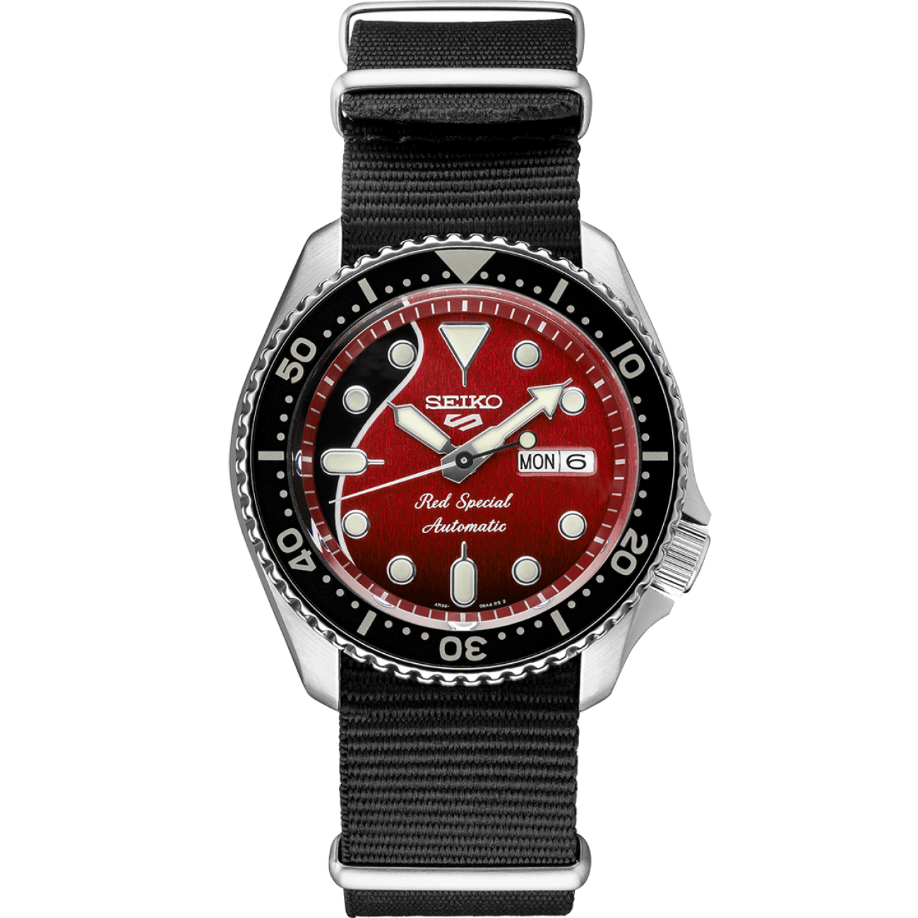 Seiko Watches - SRPE83 5 Sports | Manfredi Jewels