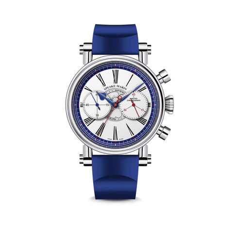 Speake Marin Watches - London Chronograph Blue edition | Manfredi Jewels