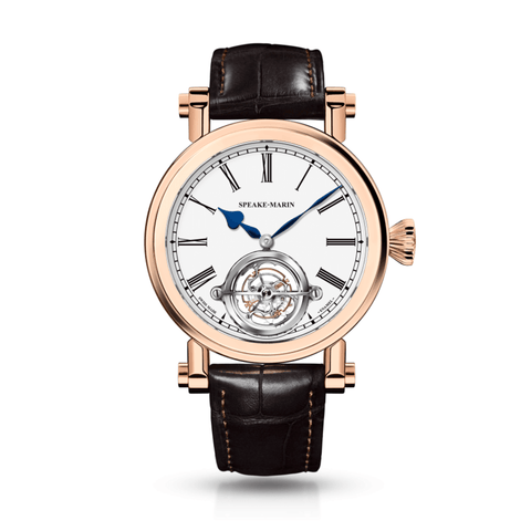 Speake Marin Watches - Magister Tourbillon 42mm Rose Gold | Manfredi Jewels