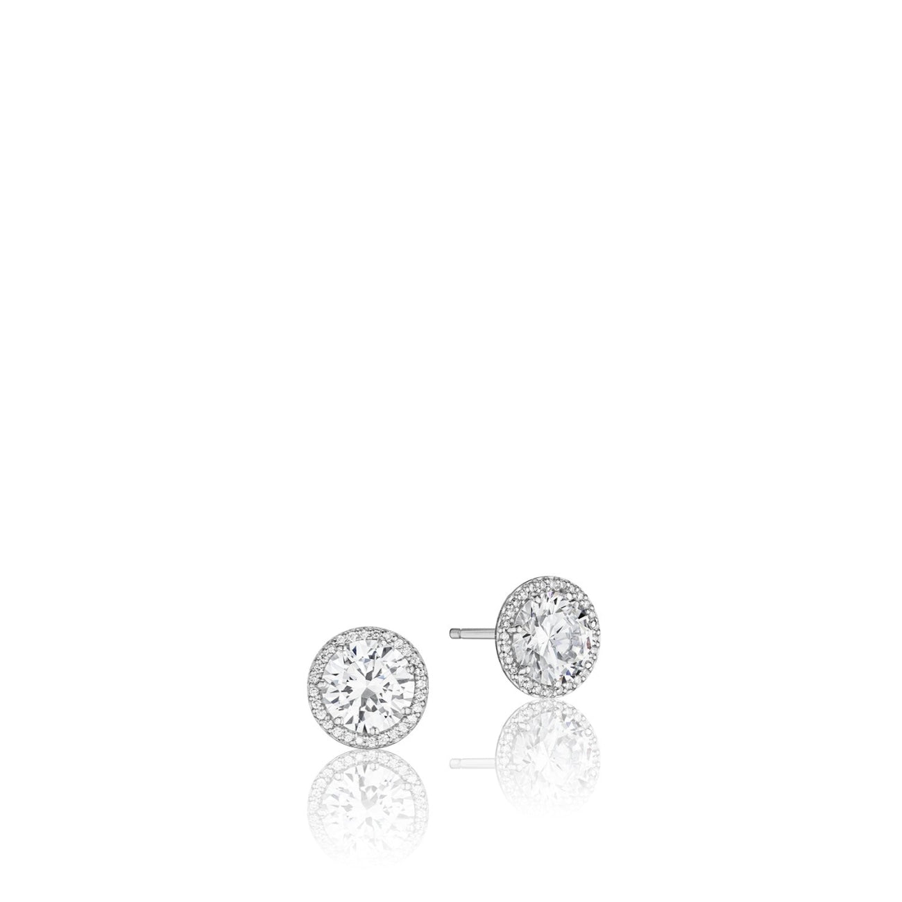 Tacori Jewelry - 3.45ctw sapphire earrings | Manfredi Jewels