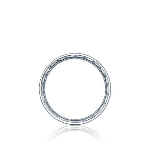 Tacori Jewelry - Mens sculpted crescent wedding band | Manfredi Jewels