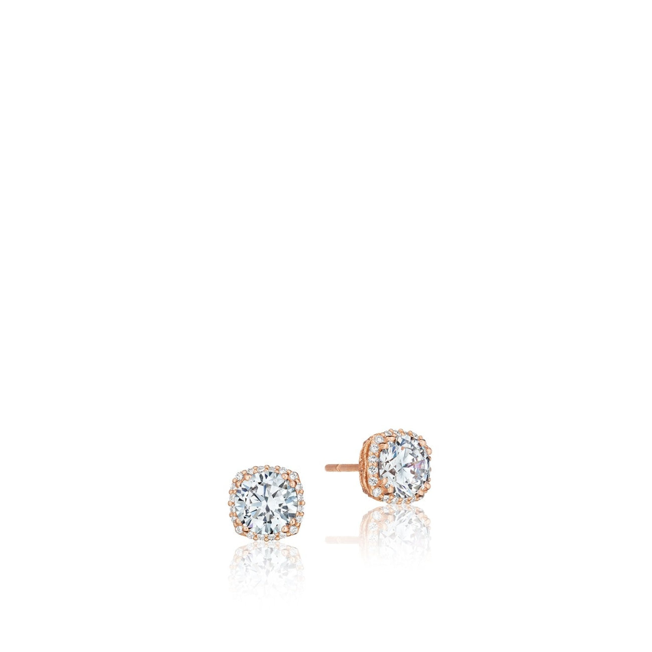 Tacori Jewelry - Rose Gold Earrings | Manfredi Jewels